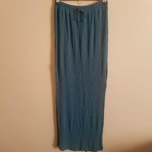 Forever 21 Maxi Skirt w/side slits